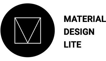Frameworks I use - Material Design Lite
