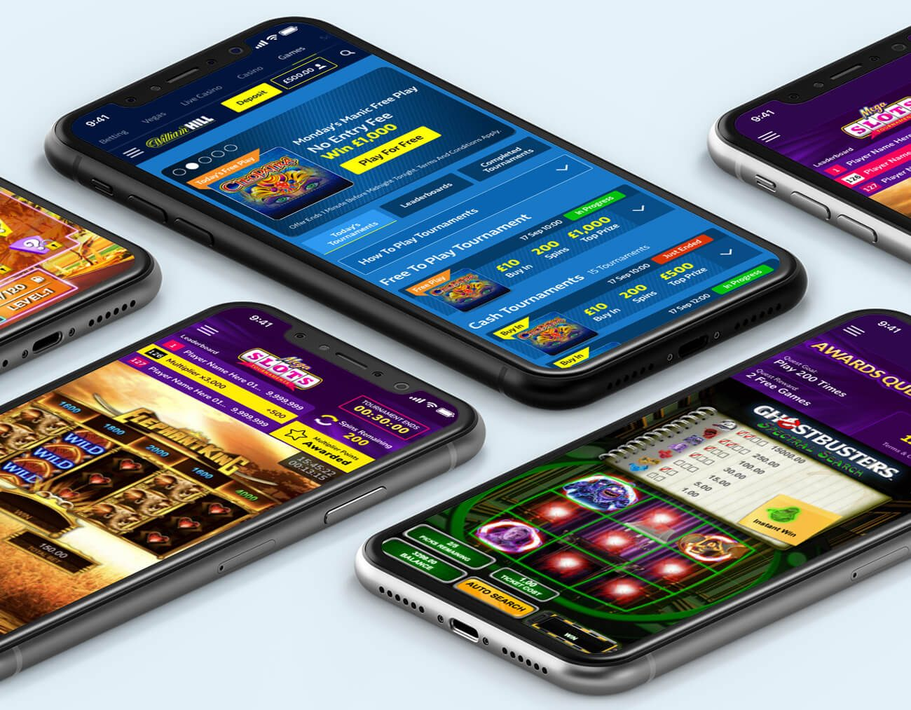 IGT UI Kit Project Case Study
