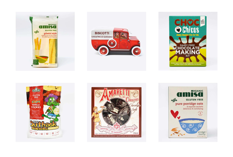 Freya's Gluten Free World - portfolio image